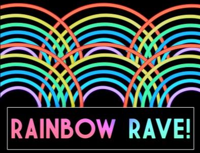 Online RAINBOW RAVE! 1