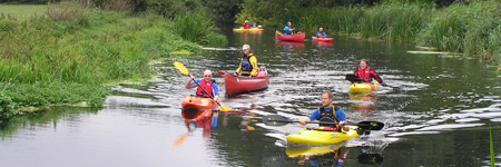 19Plus Free Canoeing Taster Session 1