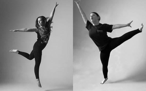 Inclusive contemporary dance 1