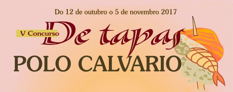 """V edición del concurso """"De tapas polo Calvario"""""""