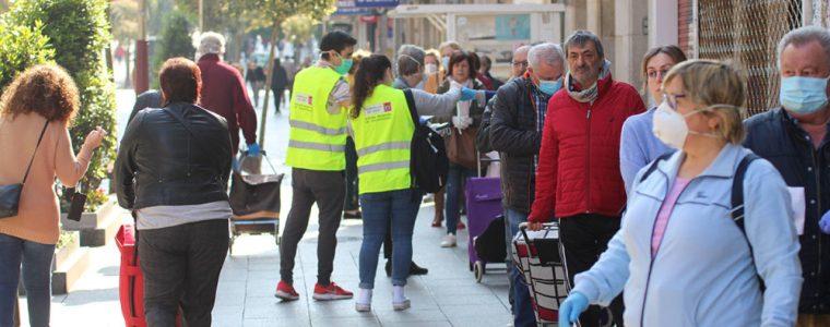 Noticia: Los paseos peatonales de Calvario y Príncipe también tendrán sentido único