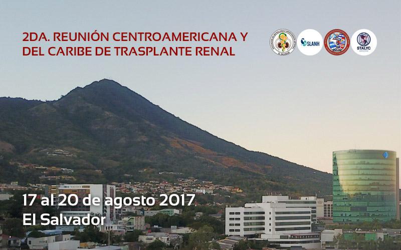 Reunión Trasplante Renal El Salvador