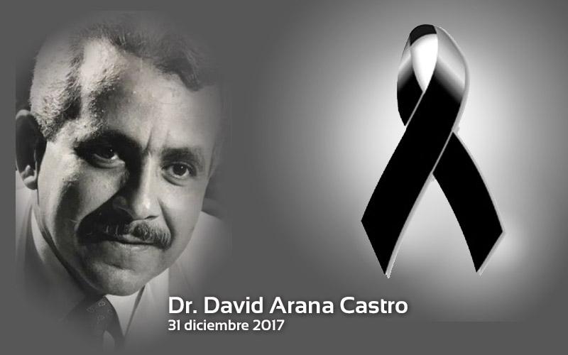 Dr. David Anara