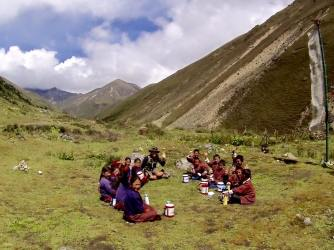 bhutan nomadic school