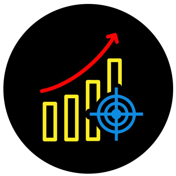 achieve target icon