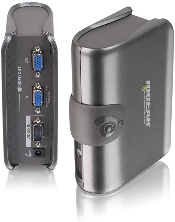 IOGEAR 2-Port VGA Splitter GVS72