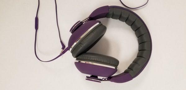 JLab Bombora Over-Ear Head Phones with Mic