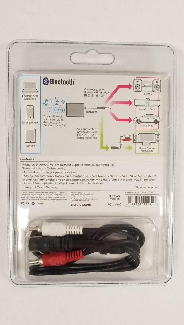 AluraTek Universal Bluetooth Audio Receiver