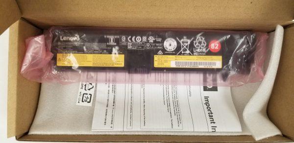 Lenovo ThinkPad Battery 82