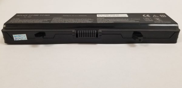 Battery Replacement for Dell 312-0625 & 312-0566