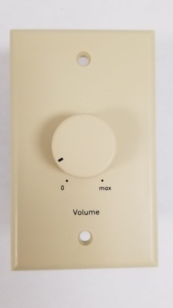 Lowell LVC Attenuator Wall Volume Switch. Model 25LVCSIV