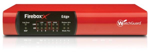 WatchGuard Firebox X Edge e-Series X10e