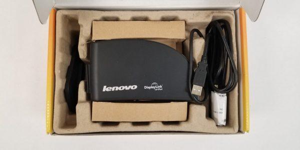 Lenovo USB 2.0 Port Replicator with Digital Video