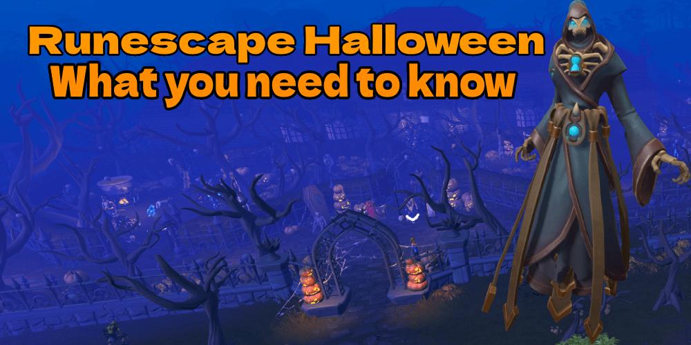 Runescape3 RS3 2021 Halloween