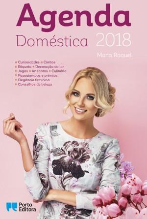 """Bela, recatada e dona 'do lar' a """"Agenda Doméstica 2018"""" da Porto Editora"""