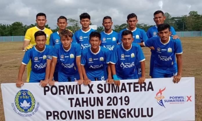 Porwil Aceh