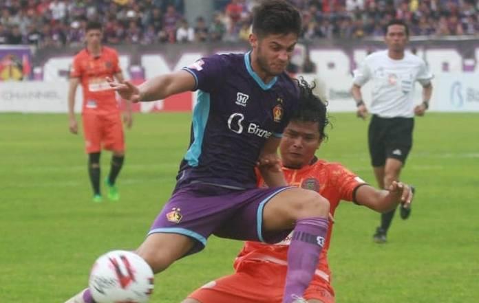 Luis Irsandi, Kompetisi Liga 1