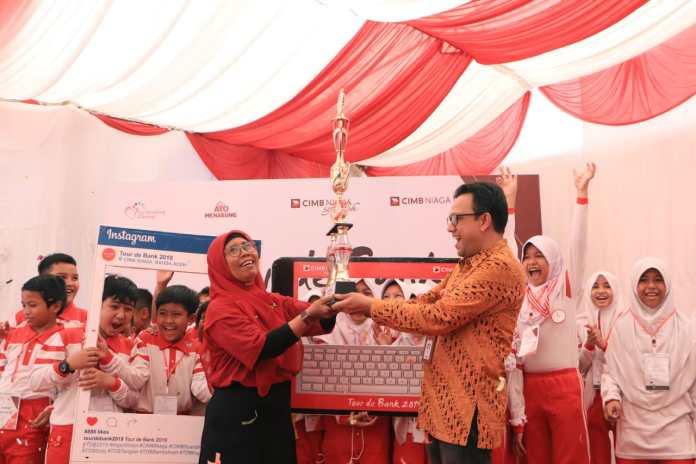 Siswa SD di Banda Aceh Dikenalkan Literasi Keuangan