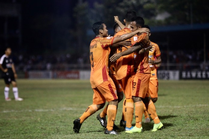 Diawali Hening Cipta untuk BJ Habibie, Duel Persiraja vs PSGC Berakhir 3-1