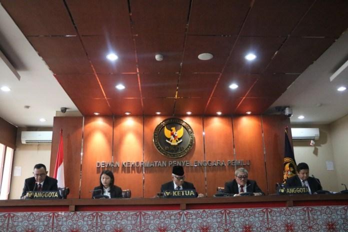 DKPP Berhentikan Ketua KIP dan Panwaslih Aceh Besar