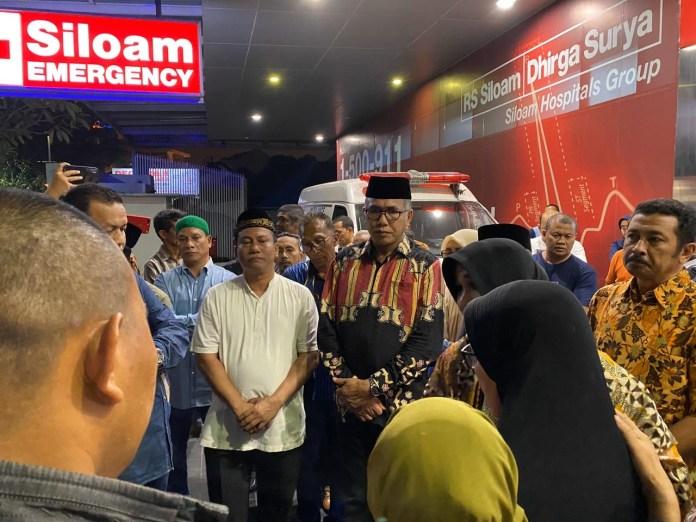 Pemerintah Aceh Sampaikan Duka Cita atas Meninggalnya Bupati Bireuen