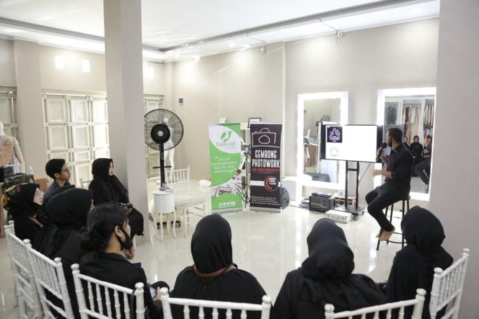 Komunitas Make Up Artist Aceh Belajar Fotografi Bersama Edo Rumohphoto