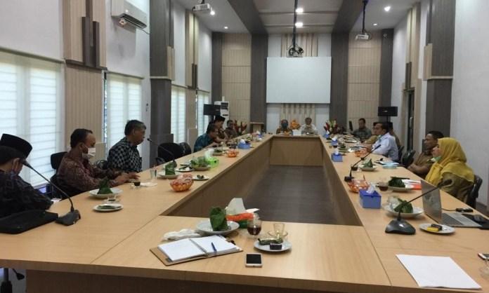 Majelis Pendidikan Aceh Bahas Pembelajaran di Era New Normal