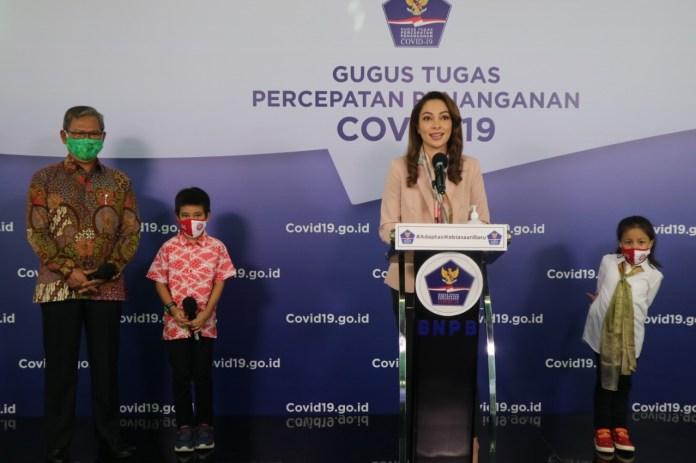 3 Langkah Pemerintah Lindungi Anak Indonesia dari Pandemi COVID-19