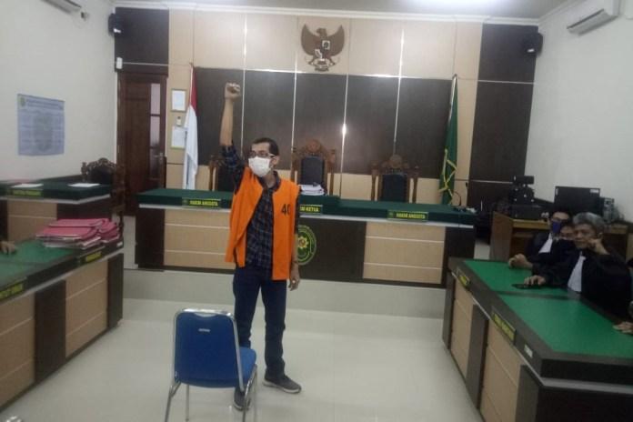 Komite Keselamatan Jurnalis: Vonis Diananta Adalah Lonceng Kematian Pers Indonesia