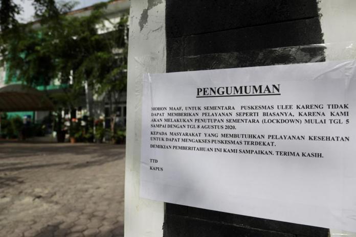 54 Kasus Baru di Aceh Ditemukan Lewat Tracing Kontak Erat Pasien COVID-19