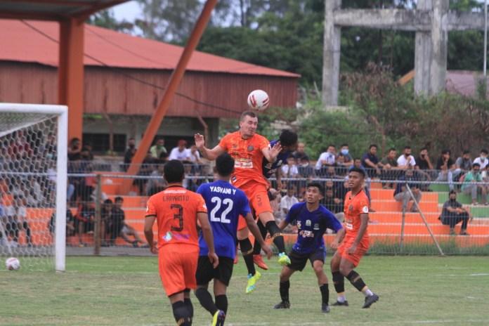 Meski Menang 3-0 atas PON Aceh, Performa Pemain Persiraja Belum Puaskan Hendri