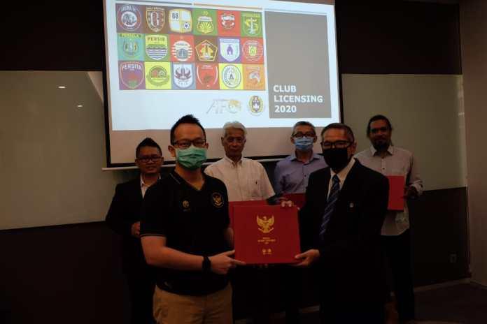 PSSI Tetapkan Enam Tim Liga 1 yang Lolos Standar Klub Profesional AFC