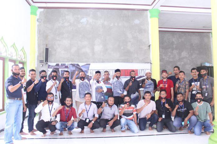 Gelar Pemutaran Film, Pemuda Lancok-lancok Deklarasikan Komunitas Antikorupsi KaPAL