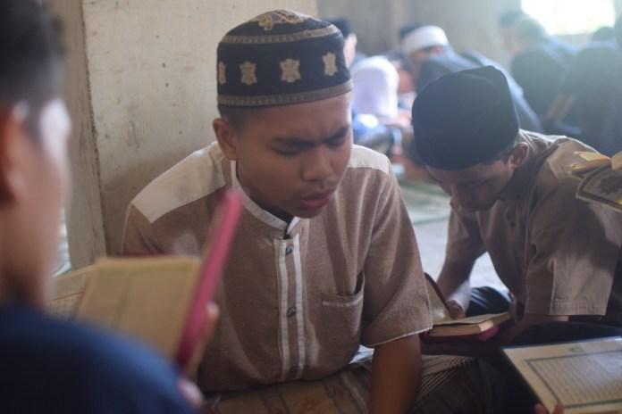 38 Santri Dayah Insan Qur'ani Ikut Tasmi' Al-Qur'an Bil Ghaib 5 Juz