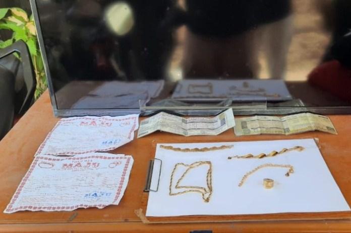 Gasak Harta Majikan Rp 61,4 Juta, PRT di Banda Aceh Diringkus Polisi