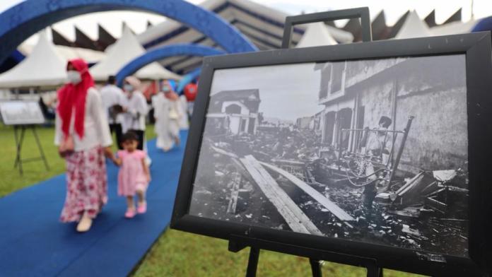 Berlangsung di Tengah Pandemi, 16 Tahun Tsunami Aceh Diperingati Sederhana