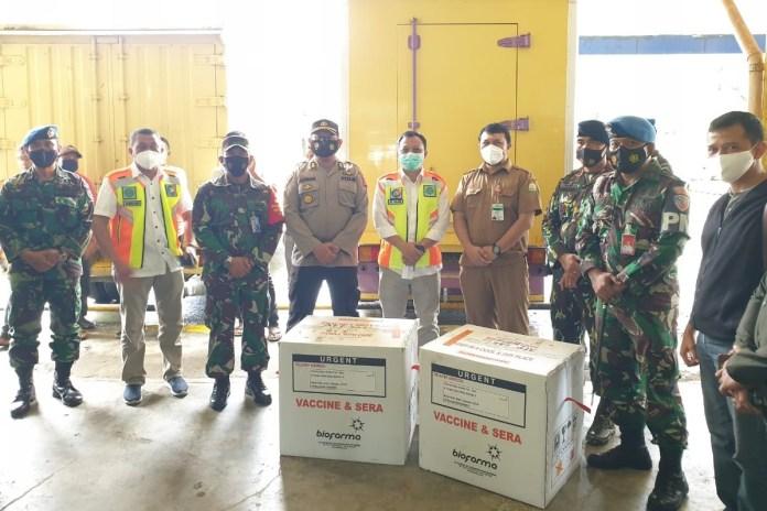 14 Ribu Vaksin COVID-19 Sinovac Sudah Tiba di Aceh