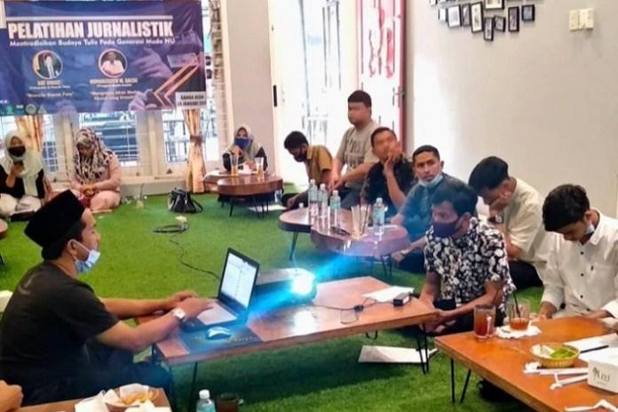 Kader NU Aceh Dibekali Pelatihan Jurnalistik