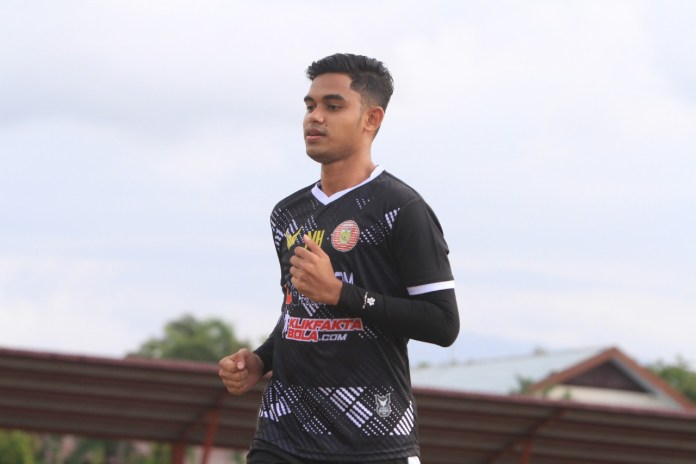 Miftahul Hamdi Tak Menyangka Kembali Dipanggil ke TC Timnas