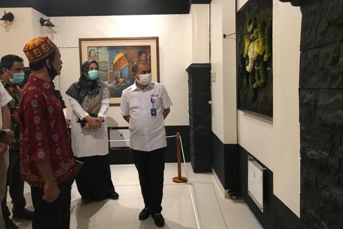 Museum Aceh Gelar Pameran Lukisan Bertajuk Menyingkap Pesan dalam Goresan