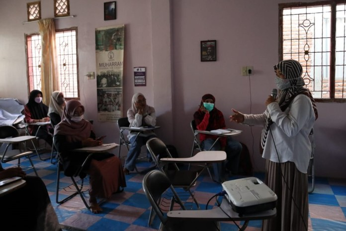 AJI Banda Aceh Gelar Pelatihan Menulis Isu Perempuan dan Anak