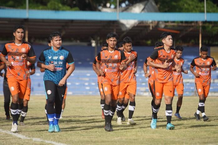 Persiraja Mulai Jalani Latihan untuk Persiapan Liga 1 2021