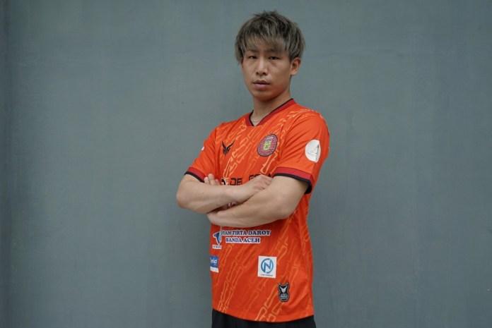 Bursa Transfer Liga 1 Persiraja Banda Aceh Resmi Perkenalkan Shori Murata