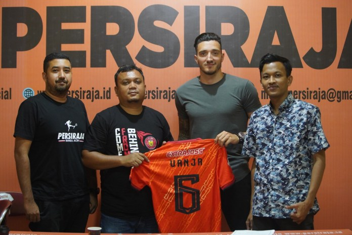 Bursa Transfer Liga 1 2021: Tiga Pemain Asing Resmi Berseragam Persiraja