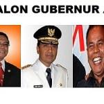 Calon Gubernur Aceh