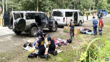 Walikota Filipina Tewas Ditembak Polisi
