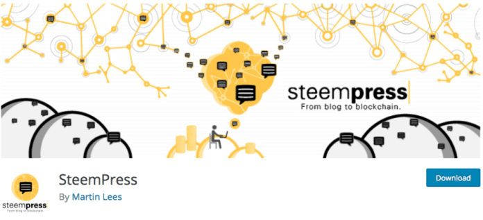 Steempress Plugin for Wordpress