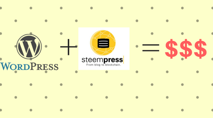steempress plugin