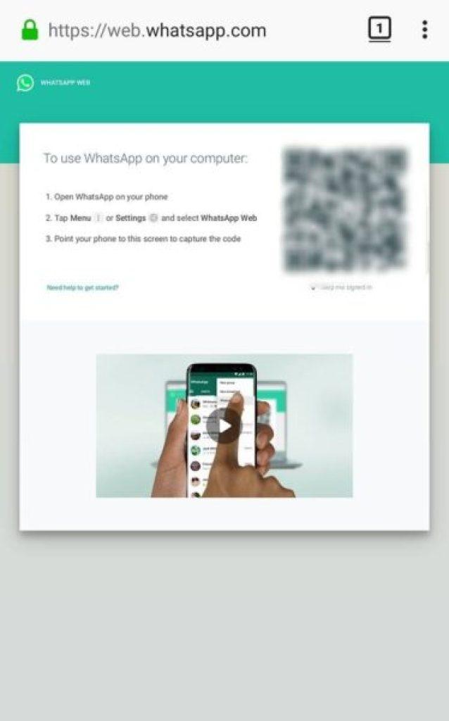 Cara menyadap WhatsApp pacar