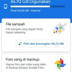 Hemat ruang dengan Google Files